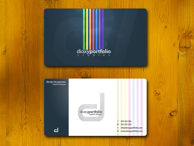 Design a clean & professional Single/Double Sided Business Card