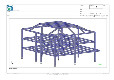 Steel Structure Analysis & Design Using Different Code of Standard