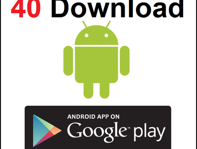 Provide 40 Real Android App Install And Download