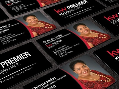 Design a stunning and beautiful business card - Premium and All in One Packages Extra