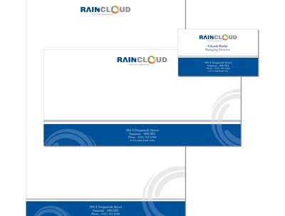 Design a clean, modern logo + business card  + letterhead