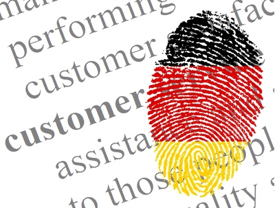 Provide Customer Service Support in German
