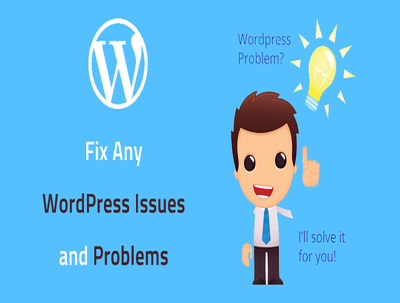 Fix wordpress issues css, html, javasctipt