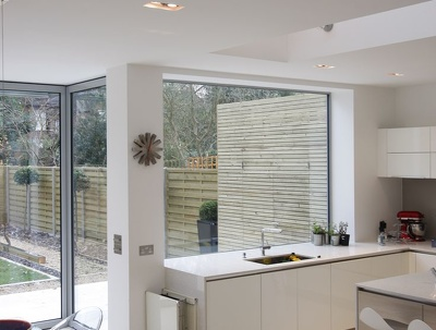 Kitchen Extension with Bi-Folding Doors