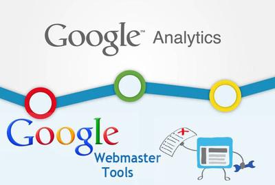 Setup google analytics webmaster tool and sitemap