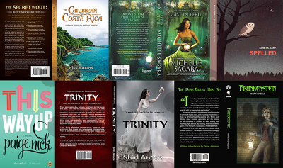 Design a mordan and professional book cover for your Kindle, eBook or Physical Book