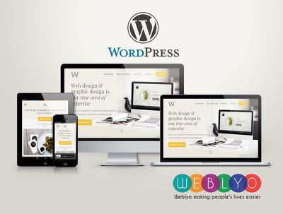 Develop & Design Responsive WordPress website With Professional SEO Friendly