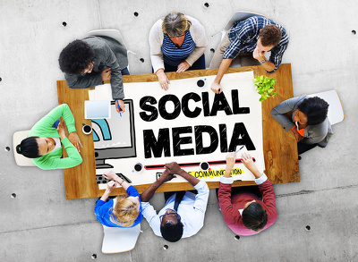 Provide a social media marketing strategy for your business