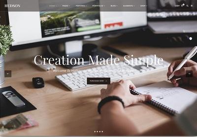 Make a Website in WordPress