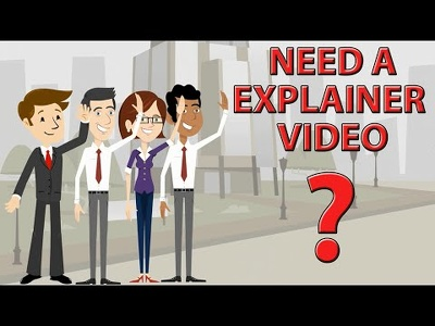 Create a cartoon explainer video animation using Powtoon