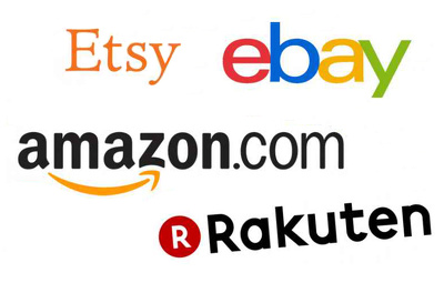 setup an online store with Amazon Ebay Rakuten Etsy Shopify Magento Bigcommerce