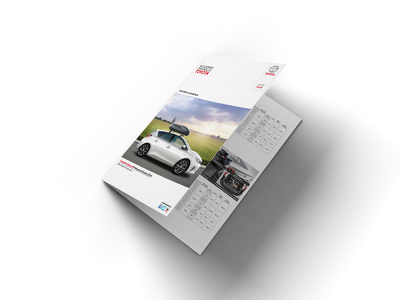 Design a professional brochure/ catalogue for your business or product.