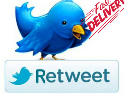 Promote your Tweets with 1000 Retweets and 1000 Favorites within 24 hours