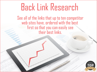 Research Competitor Back Links