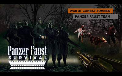 "Amazing Action Game FPS Highest Shooter ""Panzer Faust survival"" Fresh Look Up"