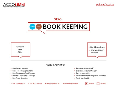 Provide bookkeeping services remotely