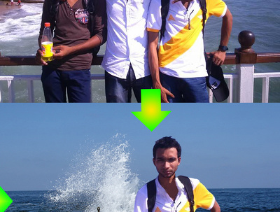 Remove Any Unwanted thing from your Photo