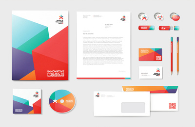 *PREMIUM* Quality Logo +  custom business stationery | premium brand identity
