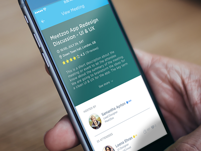 Do a complete iOS/Android App UI design