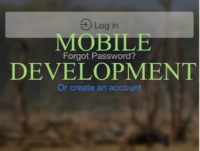 Build a Simple Mobile Application that will run on all platforms
