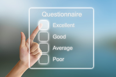 Write a professional survey questionnaire to gain reliable data