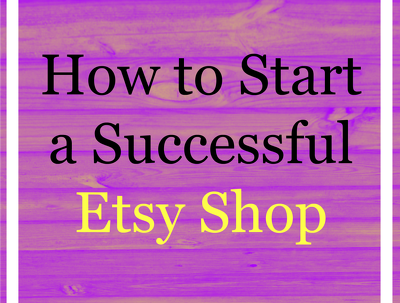 Promote your etsy shop through social media