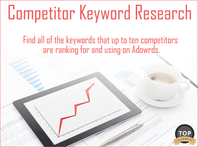 Provide Competitor Analysis - Keyword Research of their Best  SEO and PPC Keywords