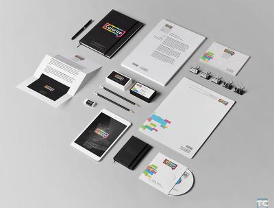 Design your LOGO & stationary (letterhead, business card, folder, envelope and slips)