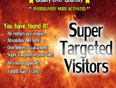 Send Super TARGETED Traffic to your Site or Blog