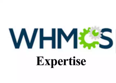 Setup everything in WHMCS and upgrade