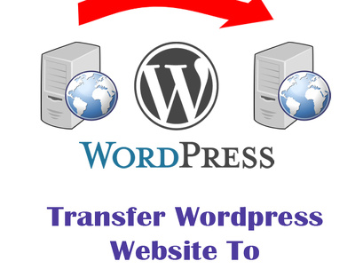 Migrate WordPress website to New Server