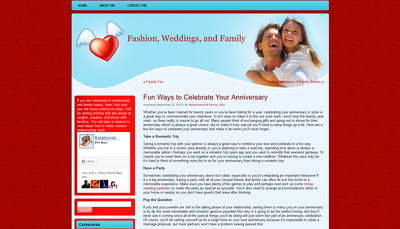 Guest post your article to my PR5 DA40 family & fashion blog