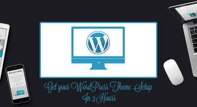 Get WordPress Website with up to 5 pages and SEO