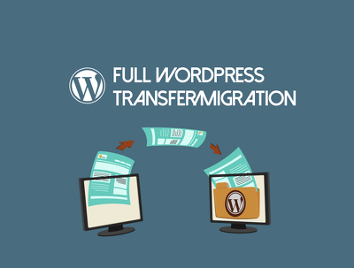 Migrate/Transfer Wordpress site to new hosting