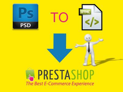 Develop an ecommerce website in Prestashop