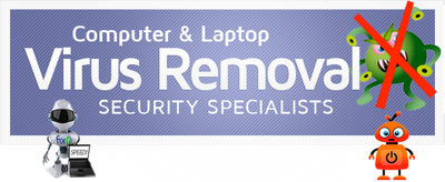 Provide computer virus removal services near Berkshire, UK