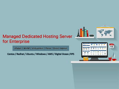 Install WHM /Cpanel /Plesk /Virtualminon Cloud, VPS and Dedicated Server