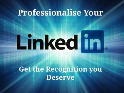 Keyword rich LinkedIn profile for LinkedIn marketing