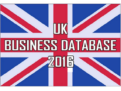 Send you current 68000 plus uk b2b business database includes emails, contact person