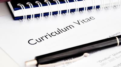 Write you a professional CV to get you noticed (recruitment specialist)