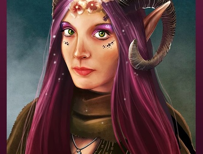 Paint  you any character you like, including your own portrait
