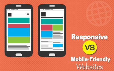 Make your website responsive and mobile friendly with responsive design