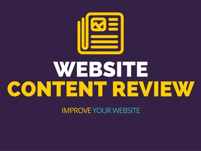 Improve your website with content ideas