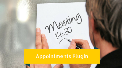 Install Appointments WordPress Plugin