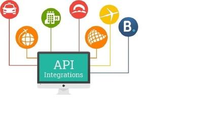 Get API integration using PHP
