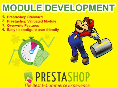 Create Prestashop module