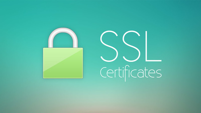 Secure your website with a SSL certificate allowing you to run a secure business
