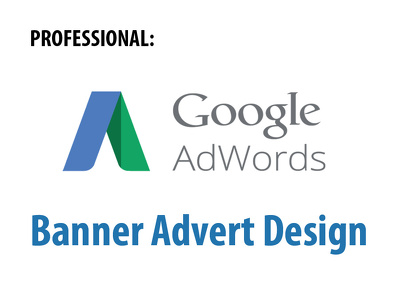 Design professional and high converting display banner adverts