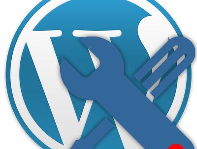 Fix, modify or customize WordPress