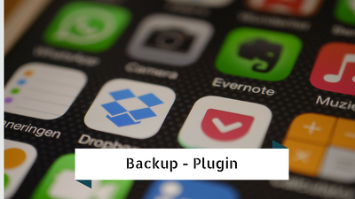 Install WordPress Backup Plugin